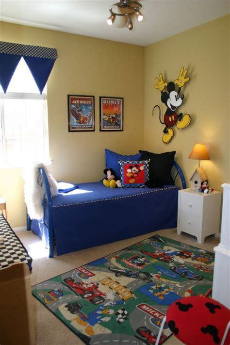 mickey mouse kids room decor ideas youll love