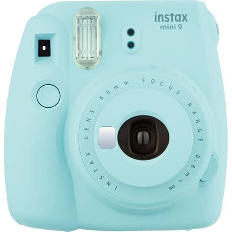 instant instax fujifilm instax mini 9 instant blue 16550643