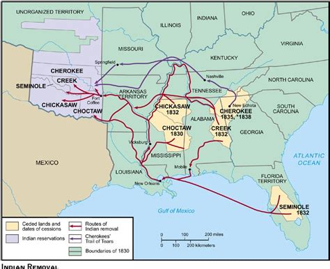 american movement 1830 map answers entry 4 indian removal map eportfolio