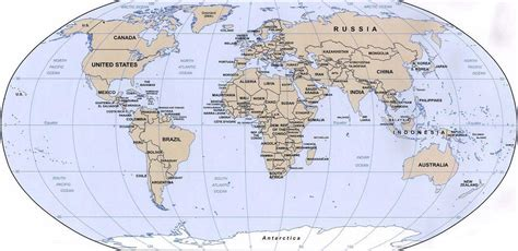 a map global map