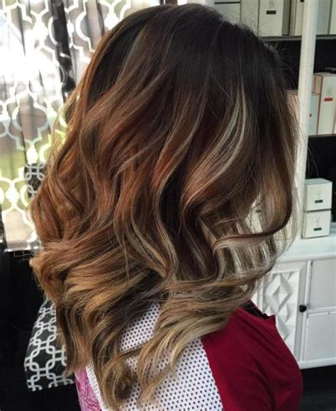 idears for brown hair with blond highlights 90 balayage hair color ideas with blonde brown and