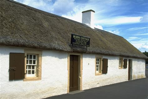 Burns Cottage by Primary History History Robert Burns