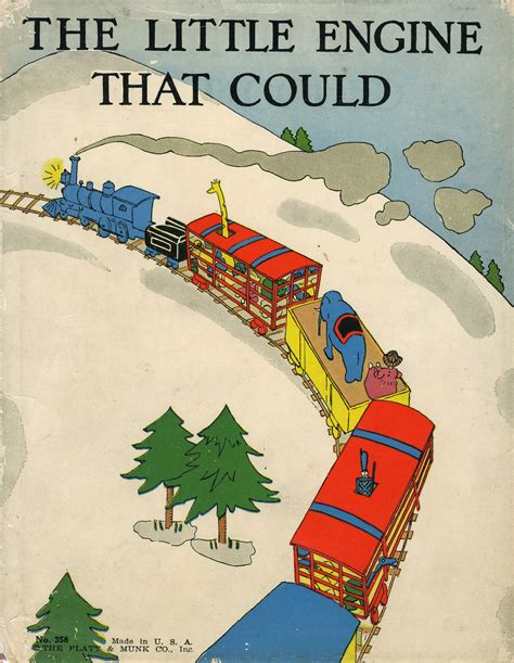 printable version of the little engine that could watty piper s 1930 the little engine that could print