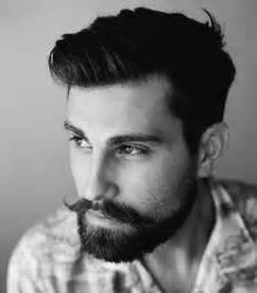haircuts that go with beards 50 hairstyles for men with beards masculine haircut ideas