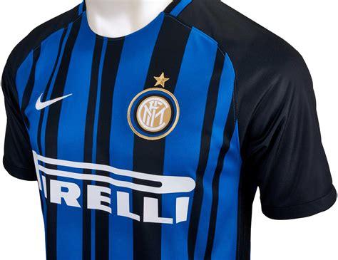 Jersey Inter Milan Home Stelan nike inter milan home jersey 2017 18