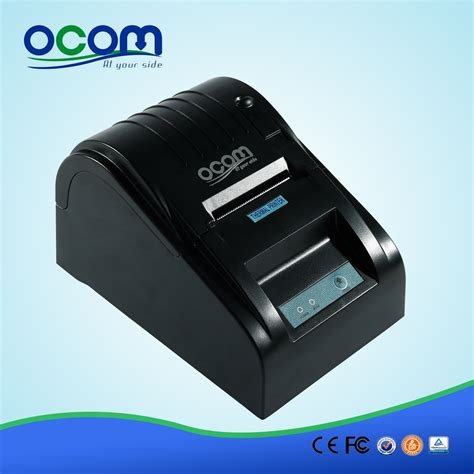 Printer Pos Thermal Receipt 57 5mm small thermal receipt printer driver