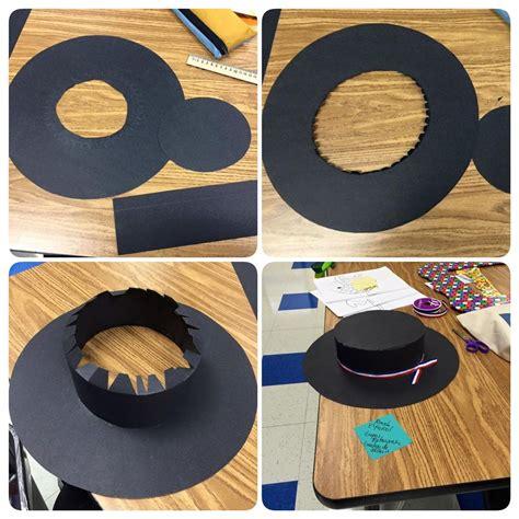 como hacer un sombrero de mariachi para nios como hacer un sombrero de huaso chileno con cartulina y