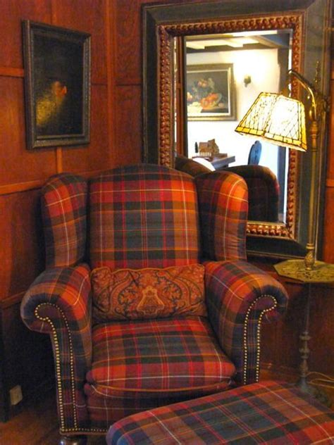 Plaid Chairs Living Room 1000 Images About Black And Leopard Bedroom On Ralph Scottish Tartans