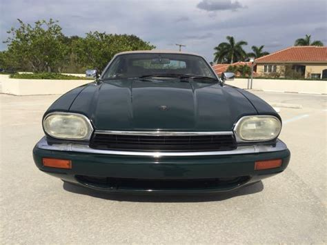 jaguar items classic jaguar xjs convertible one owner low garage
