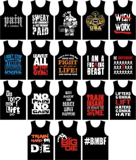 Baju Sport Untuk Fitness jual singlet baju fitness original