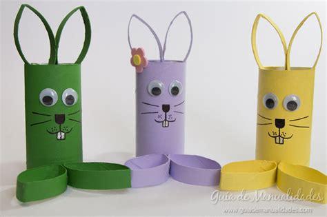 manualidades hechas con carton de animales c 211 mo hacer huevos y conejitos de pascua mar 237 a teresa