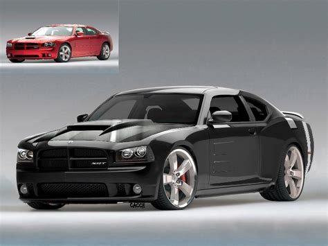 concept dodge all about muscle car srt 8 the first generation of dodge