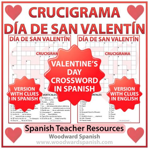 dia de san valentin quotes s day crossword in crucigrama d 237 a de