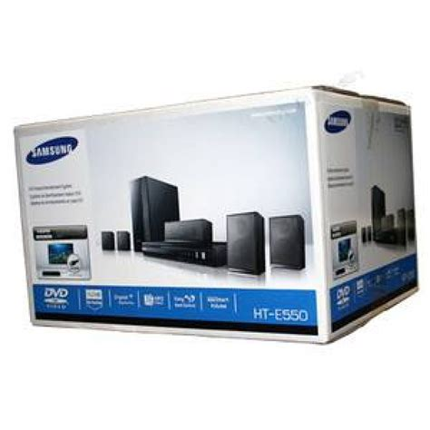 samsung ht e550 5 1 channel 1000 watt home theater system