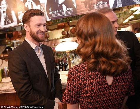 martin scorsese is really quite a jovial fellow justin timberlake dons designer suit for variety brunch