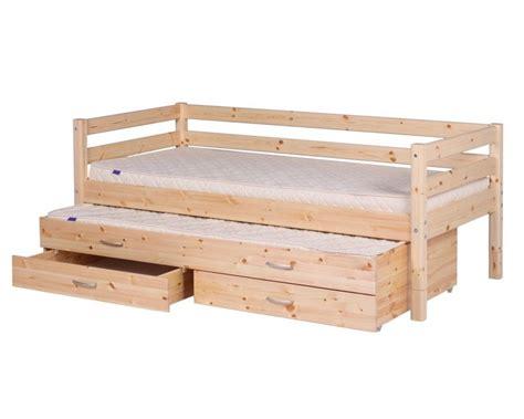 barandilla cama nido cama flexa con barandilla cama nido y cajones flexa