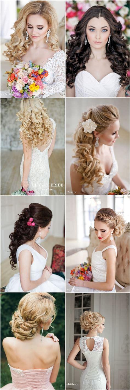 wedding hairstyles hair wavy trubridal wedding bridal hairstyles archives