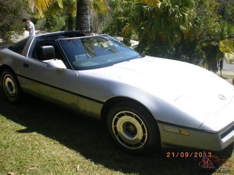 1984 chevrolet corvette in austinville qld