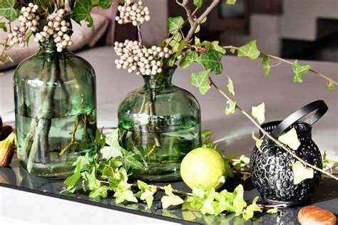 Weihnachtsbaum Basteln Holz 1279 by Green Leaved Plants In Green Clear Glass Vase 183 Free Stock