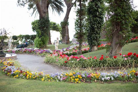 giardini di augusto i giardini di augusto oasi di pace tra cielo e terra