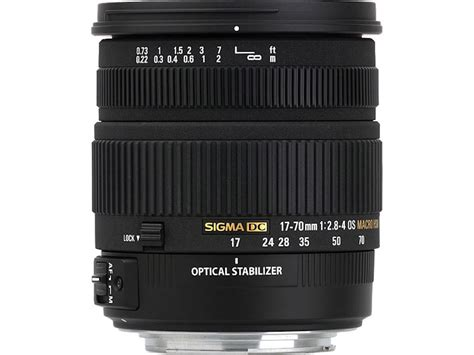 Sigma Lens 17 70mm F28 45 Dc Macro Os Hsm For Nikon Promo sigma 17 70mm f 2 8 4 dc macro os hsm lens t 252 rk nikon