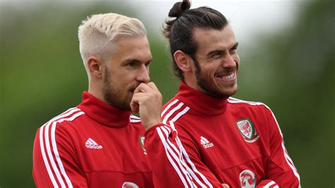 aaron ramsey bleaches hair for wales euro 2016 caign aaron ramsey bleaches hair for wales euro 2016 caign