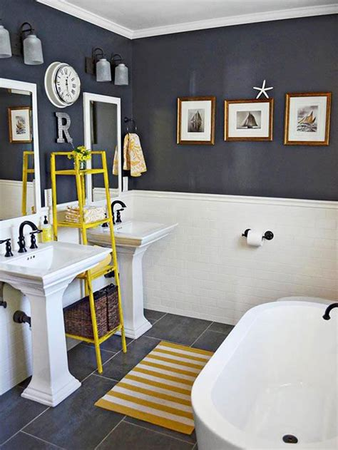 Creative Storage Solutions For Small Bathrooms 17 Best Ideas About Gray Paint On Grey Office Doors And Office Room Ideas