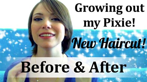 growing out short hair timeline growing out my pixie cut update new in between hair