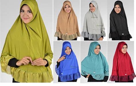 jual beli jilbab instant syar i fathania berkualitas baru
