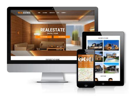 drupal themes real estate residential quarter drupal real estate theme5 drupal