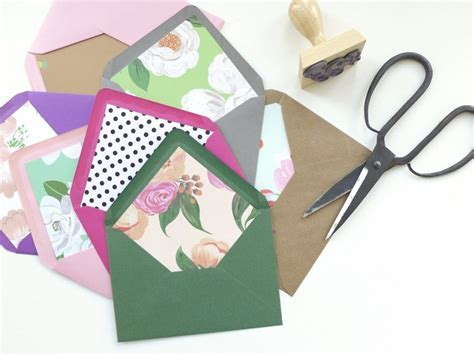 DIY: Fancy Envelopes « BerinMade   DIY   Wedding envelopes