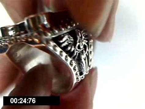 Cincin Jari Bahan Stainless Steel cincin 4 cakar naga ring 7us stainless steel 316l by