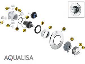 aqualisa aquavalve 605 shower spares and parts national