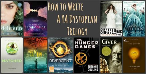 dystopian picture books advice for writing a ya dystopian trilogy if you must