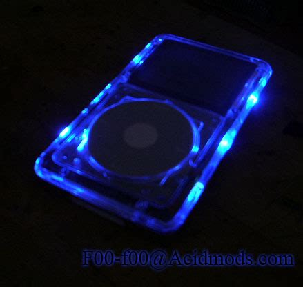 Ivue Ipod by Modified Ipod Added