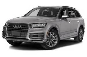 Audi Suv Photos New 2017 Audi Q7 Price Photos Reviews Safety Ratings