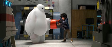 film kartun anak robot petualangan bocah dan robot ciptaannya di teaser big hero
