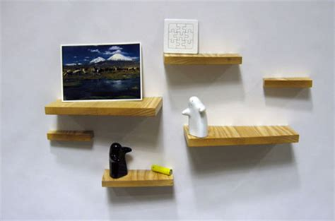 magnetic shelves by henry julier