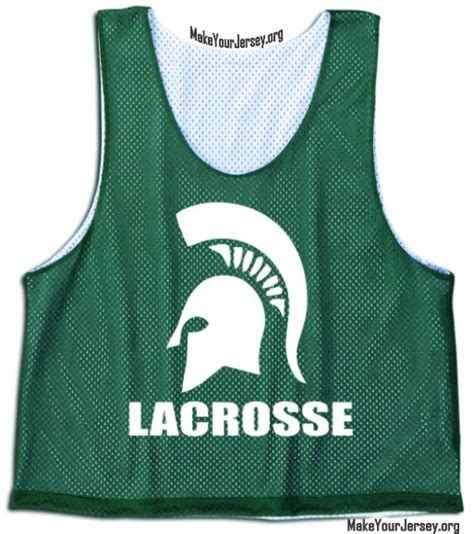 design a pinnie jersey spartans lacrosse pinnies make your jersey lax pinnies
