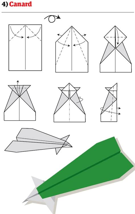 How To Make A Looping Paper Airplane - 12 tutos pour construire les meilleurs avions en papier