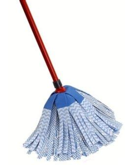 Bling Microfiber Stripe Mop Refill mops cone mops easy squeeze mops