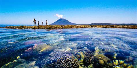 Air 2 Di Manado wisata bunaken pesona taman laut manado terpopuler