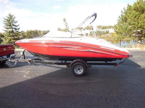 yamaha jet boats for sale michigan used power boats jet boats for sale in michigan united