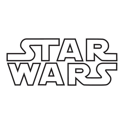 Monster Energy Wall Stickers star wars logo outline sticker 163 1 99 blunt one
