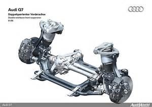 Audi Q7 Air Suspension The Audi Q7 Suspension Audiworld