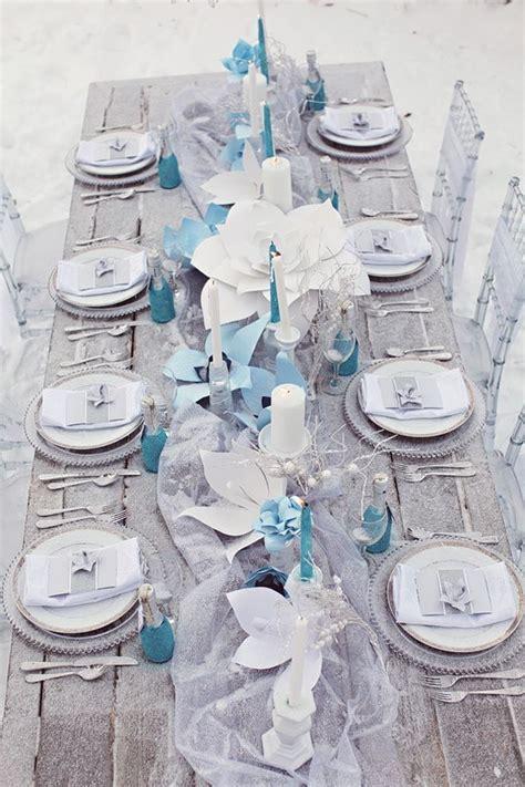 white blue silver winter wedding www
