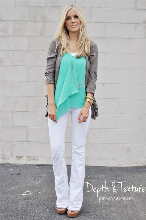 post pregnancy fashion tips pink pistachio