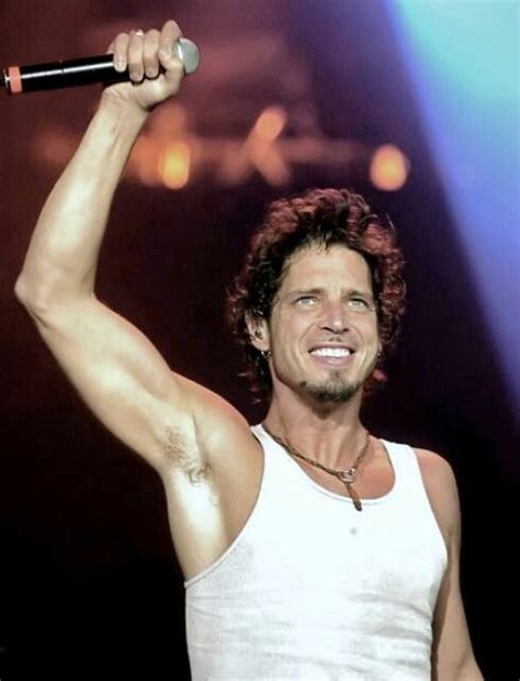 Has Beautiful Arms by Chris Cornell Is Everything