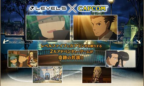 Court Records Ace Attorney Professor Layton Vs Ace Attorney Rips 2