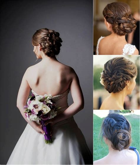 Wedding Hairstyles For Hair At Home by 5 Easiest Wedding Updo You Can Create By Yourself Vpfashion